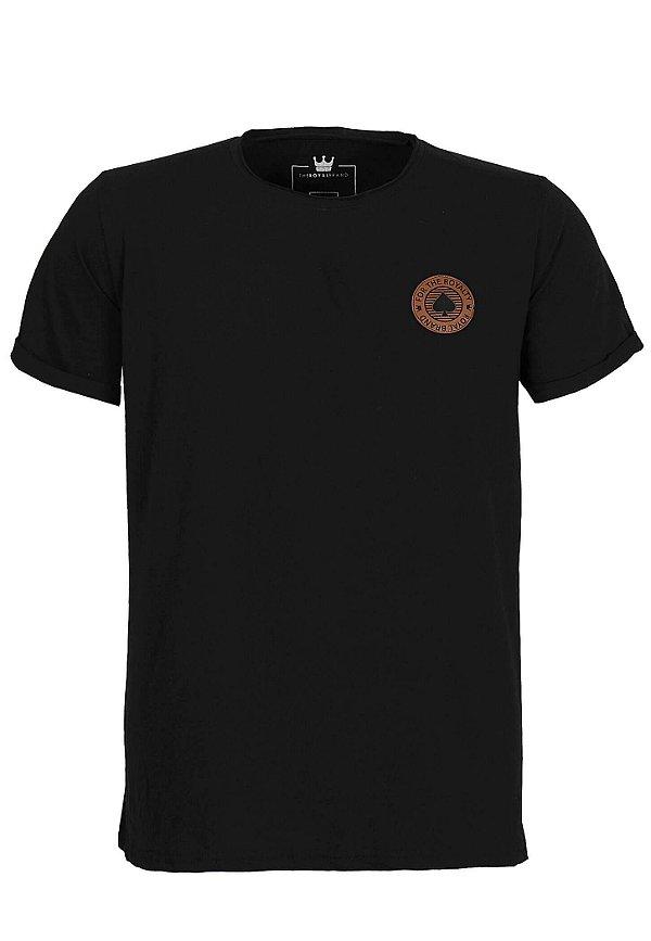 Camiseta Long All Black