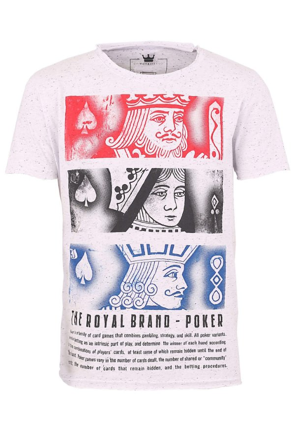 Camiseta King Queen Jack