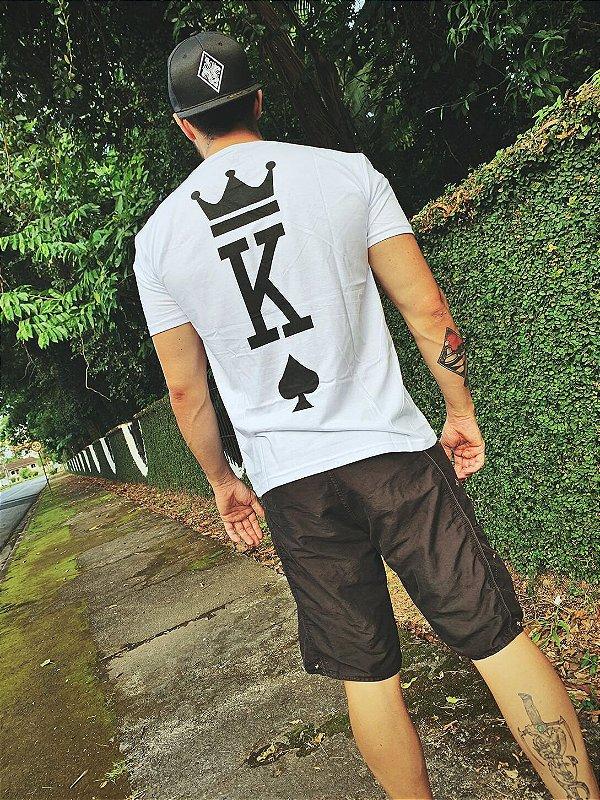 Camiseta Valentine King