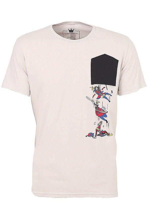 Camiseta Comic Royalty