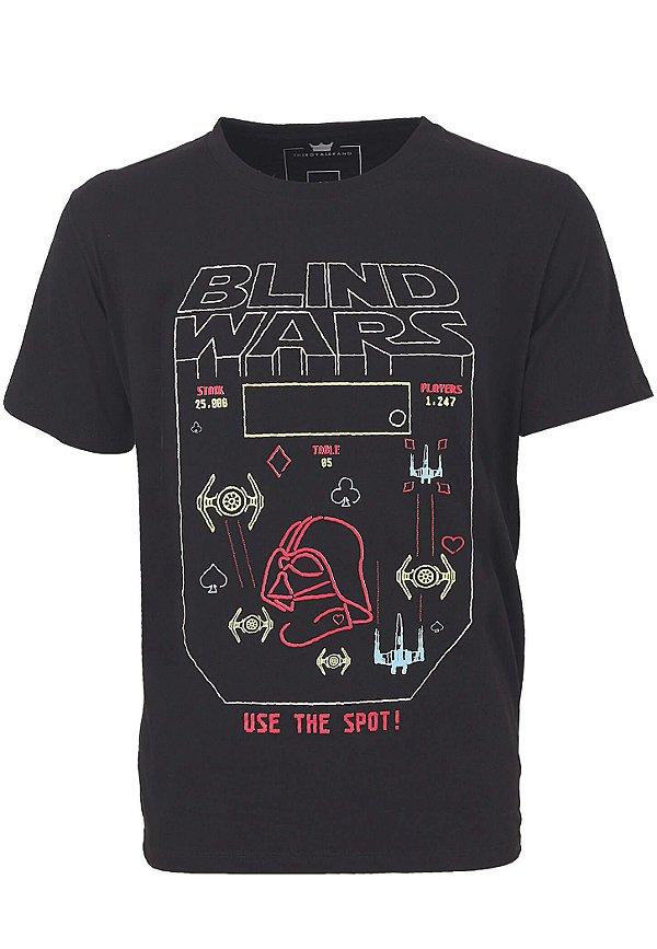 Camiseta Blind Wars Pinball