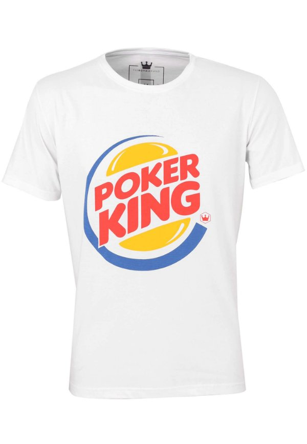 Camiseta Poker King
