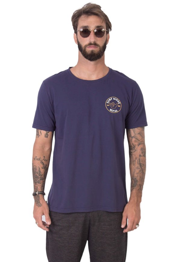 Camiseta Royal Surf Mode