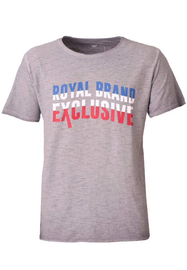 Camiseta Royal Brand Exclusive