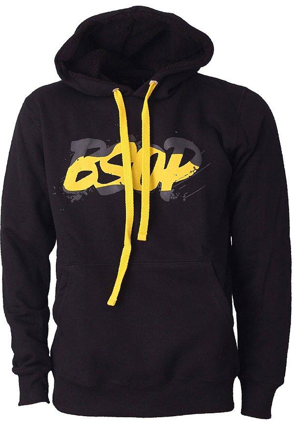 Moletom BSOP Black & Yellow