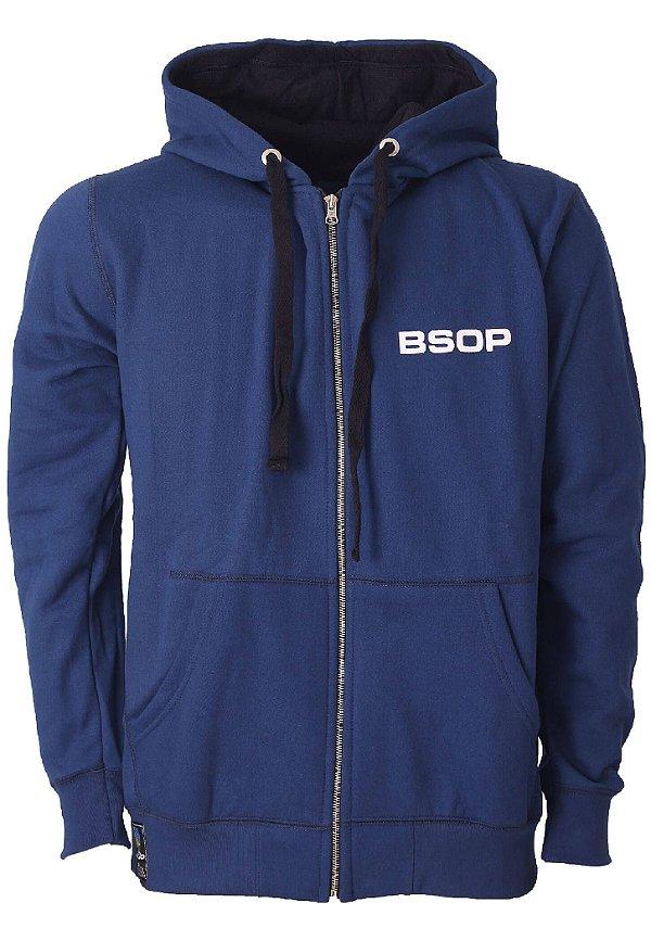 Moletom BSOP Blue Logo