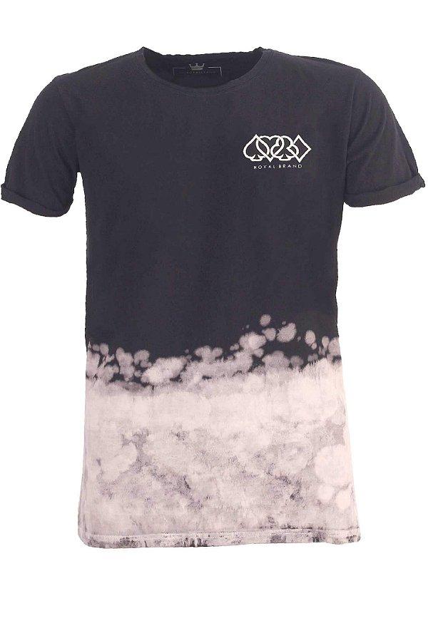 Camiseta Long Royal Brand Suits