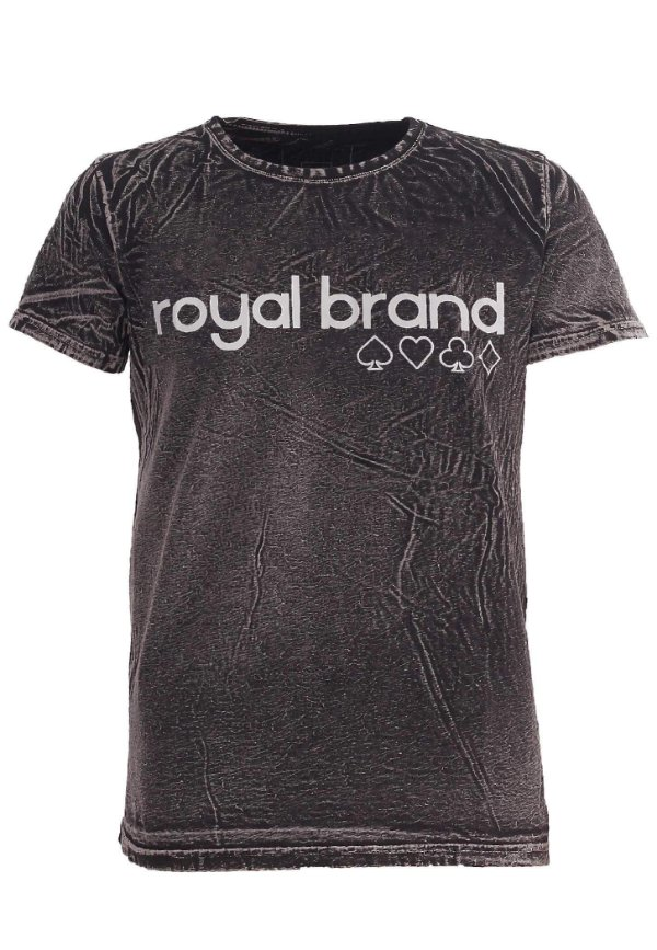 Camiseta Royal Brand Suits