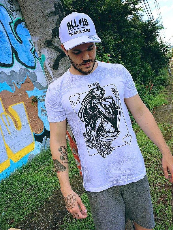 Camiseta Queen King Mold