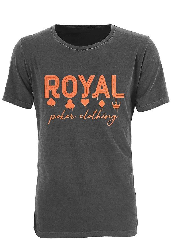 Camiseta Royal Poker Clothing