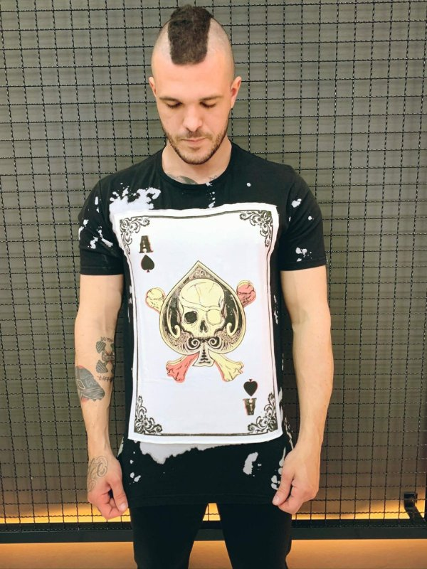Camiseta Ace of Spades Black