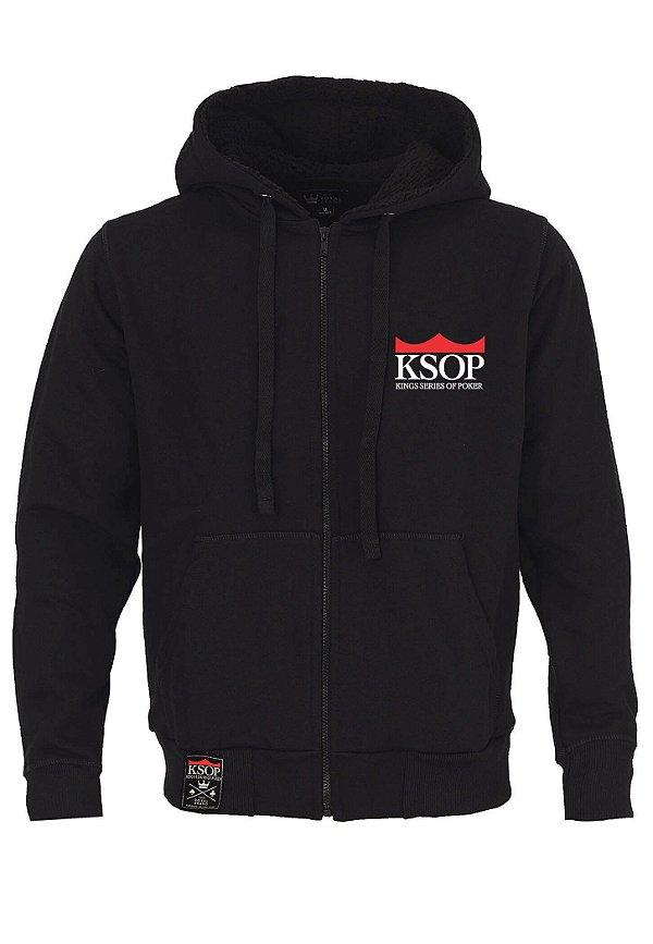 Moletom KSOP Natan Logo Preto