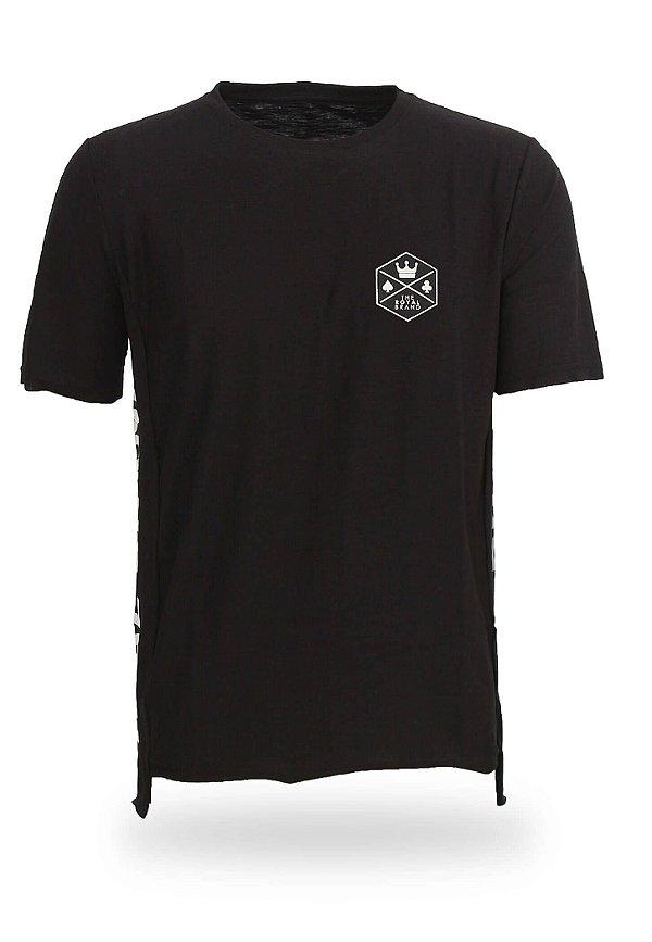 Camiseta Royal Brand Black Strips