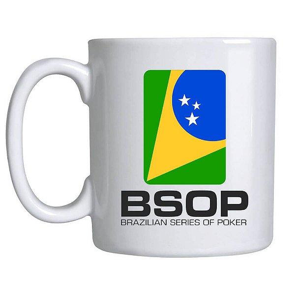 Caneca BSOP Oficial