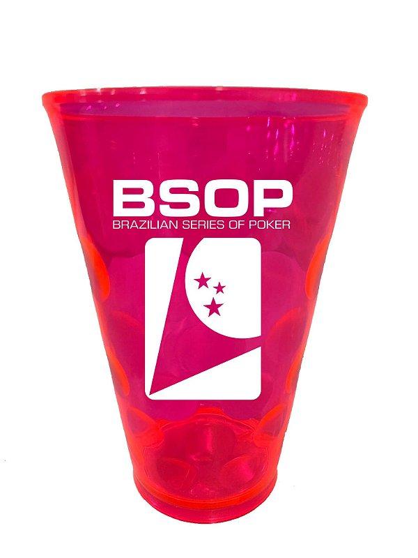 Copo BSOP Rosa