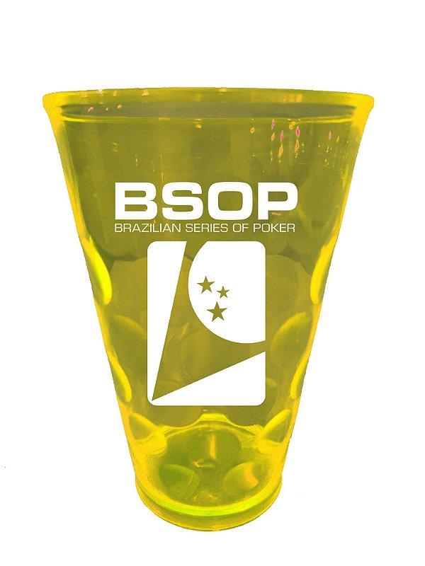 Copo BSOP Amarelo