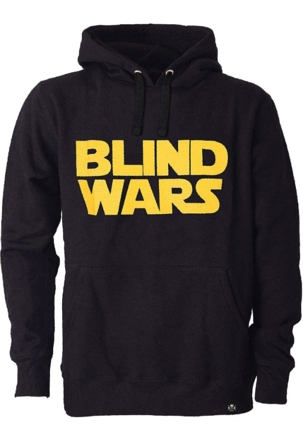 Moletom Blind Wars Black