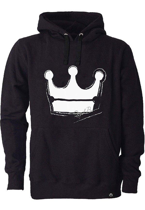 Moletom Royal Crown Black