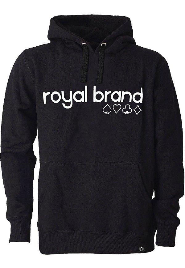 Moletom Royal Poker Suits