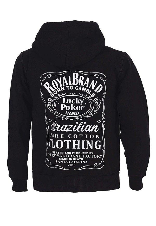 Moletom Lucky Poker Hand