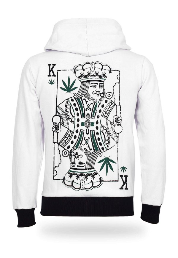 Moletom Weed King
