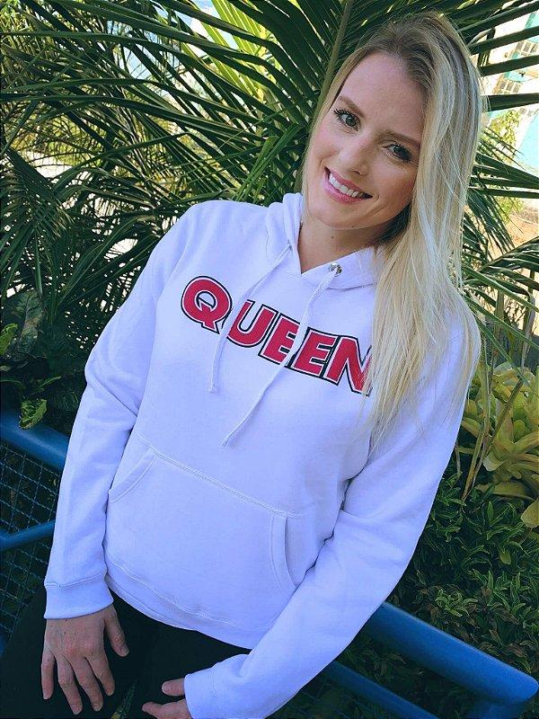 Moletom Feminino Queen