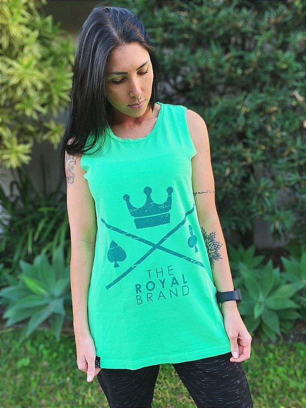 Regata Royal Brand Logo Verde