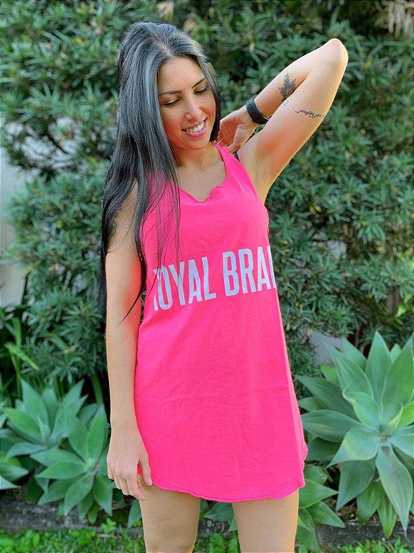Regata Alongada Royal Brand Neon