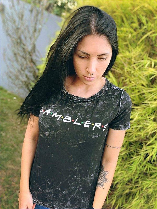 Camiseta Feminina Gamblers