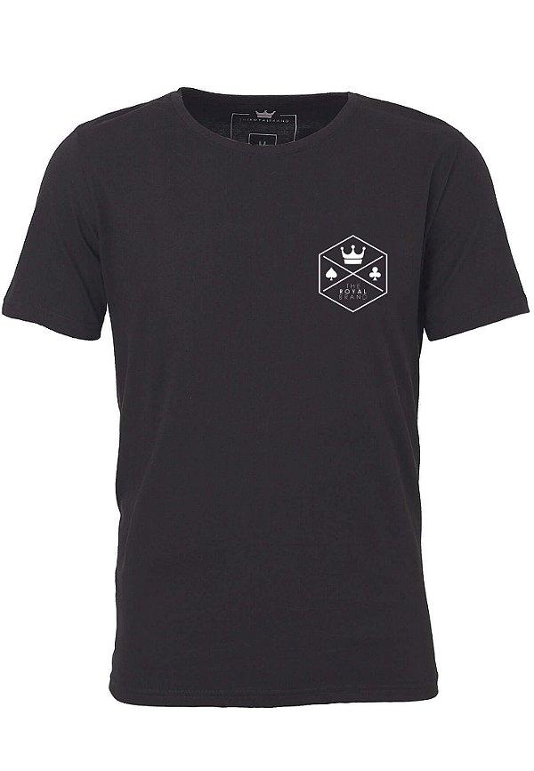 Camiseta Feminina Royal Brand Logo