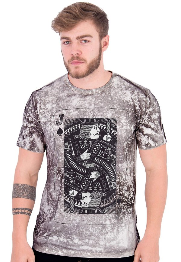 Camiseta Tribal Jack