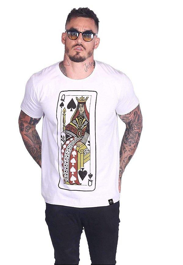 Camiseta Old Queen of Spades
