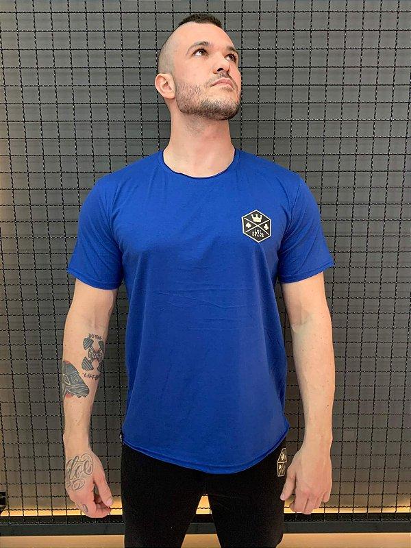 Camiseta Royal Signature Basic Azul