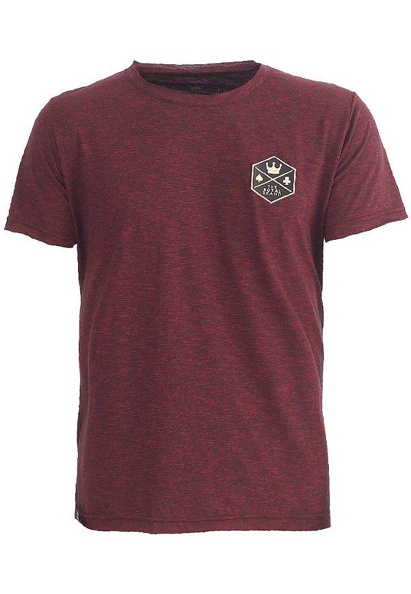 Camiseta Royal Signature Basic Roxo