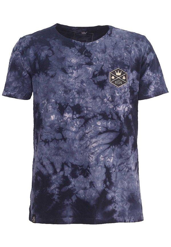 Camiseta Royal Signature Basic Tye Die