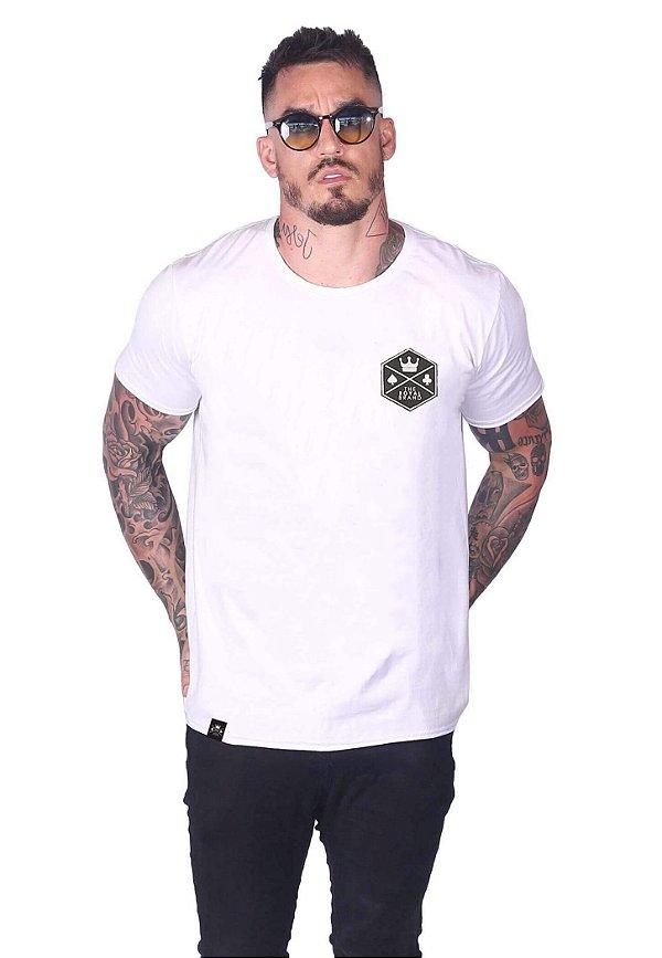 Camiseta Royal Signature Basic Branco