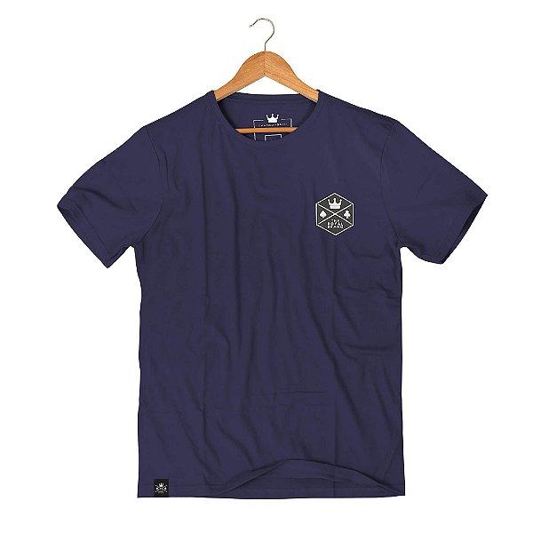 Camiseta Royal Signature Basic Marinho
