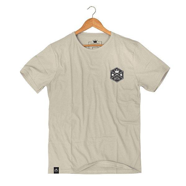 Camiseta Royal Signature Basic Off-White