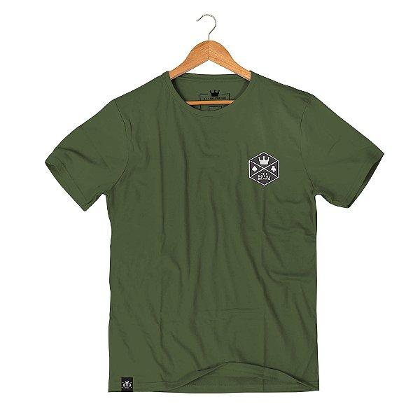 Camiseta Royal Signature Basic Verde