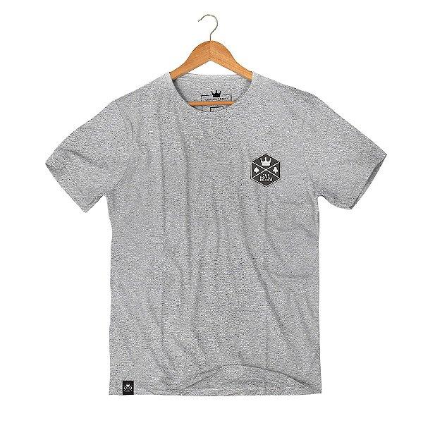 Camiseta Royal Signature Basic Mescla