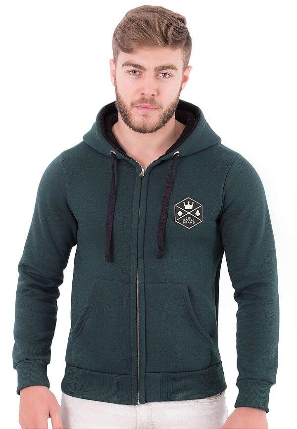 Moletom Royal Brand Classic Green