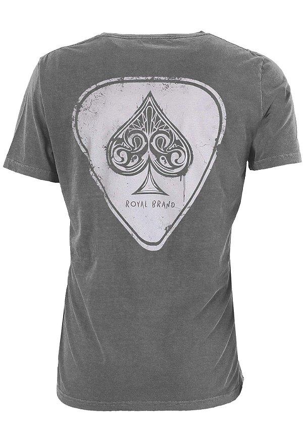 Camiseta Spade Guitar Pick