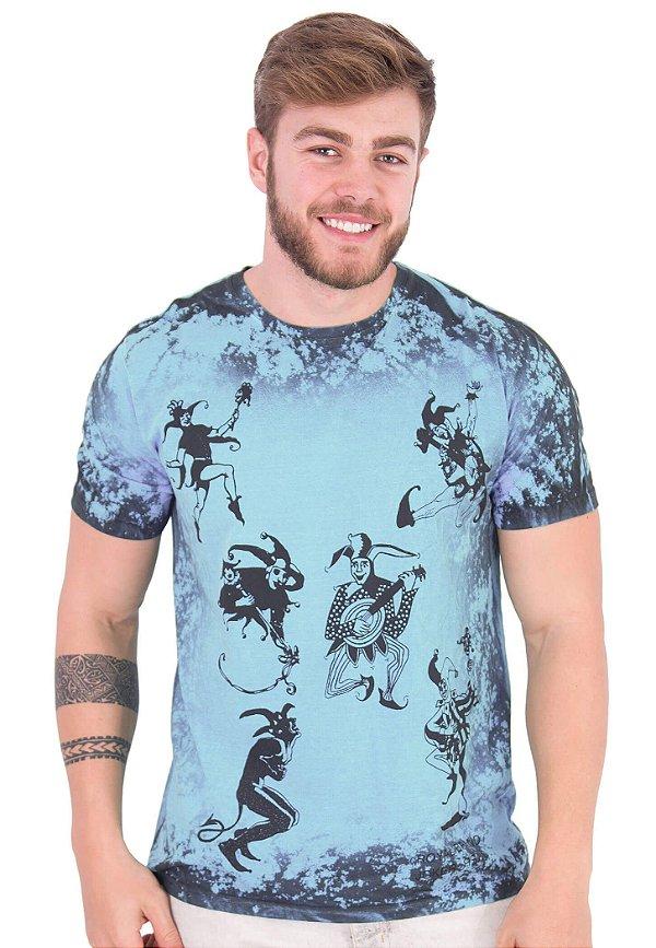 Camiseta Blue Jokers