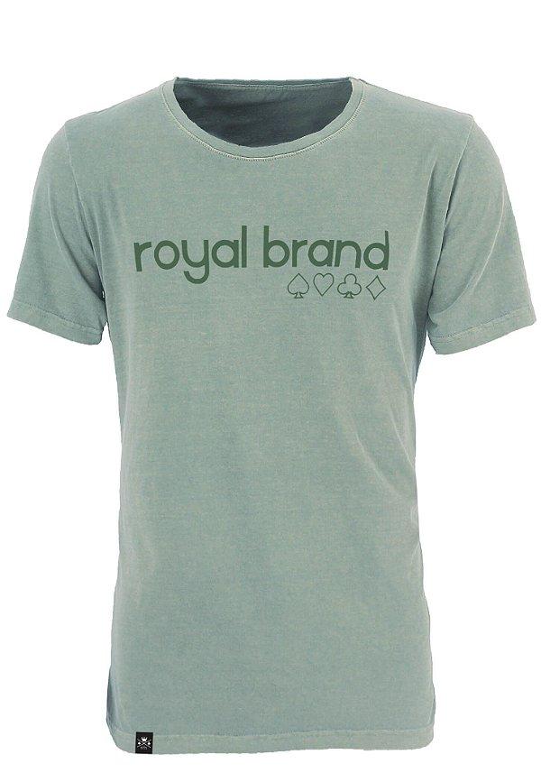 Camiseta Royal Suits Mint