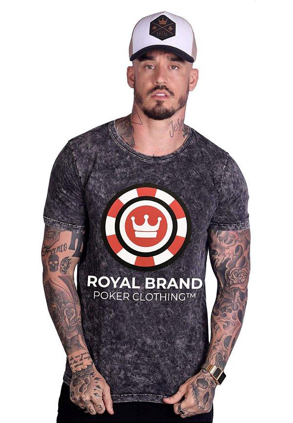 Camiseta Royal Poker Chip