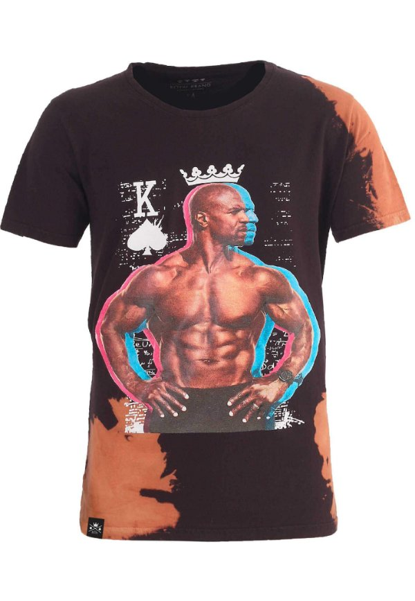 Camiseta King Terry