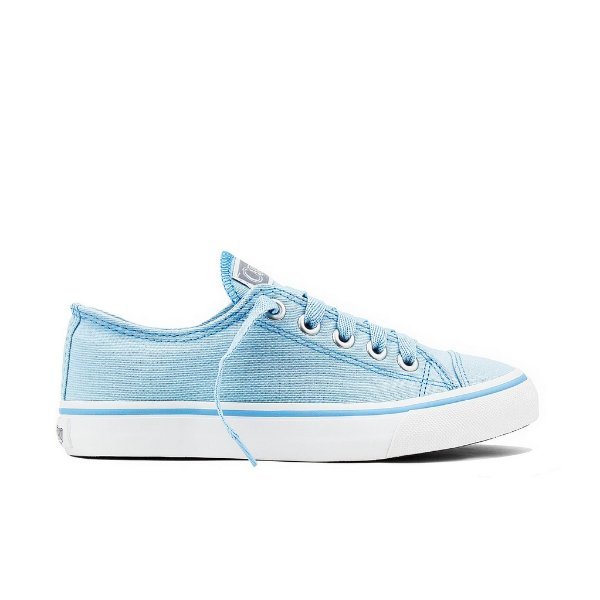 Tênis Capricho Like Lace - Azul