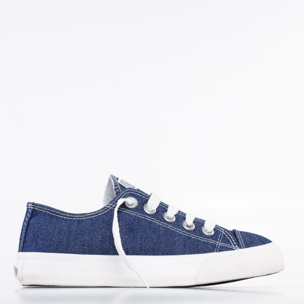 Tênis Capricho Likes Jeans - Denim