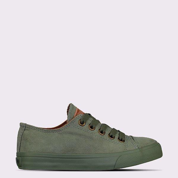 Tênis Capricho Like Suede - Green
