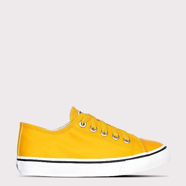 Tênis Capricho Like Class - Amarelo